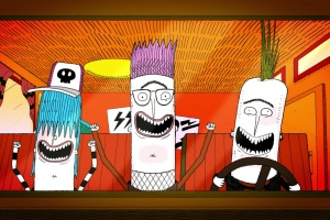 Dukes Of Brxstnia New Series Debuts On ABC3 Sticky Pictures Pty Ltd